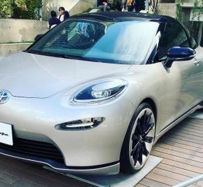 Загадочная Toyota La Coupe: всего лишь шоу-кар?
