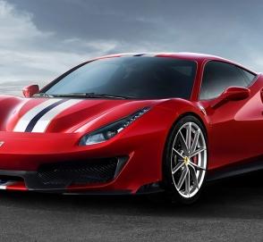 Ferrari представит новый гибридный суперкар в 2019 году