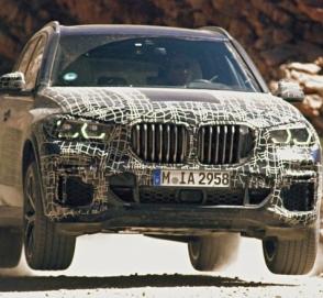 BMW показала новый X5 на видео