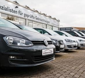 В Европе обрушились продажи новых легковых автомобилей