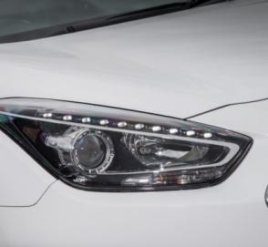 Новое поколение Hyundai i40 засветилось на Нюрбургринге
