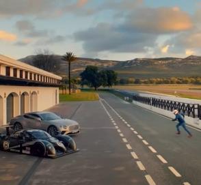 Появился трейлер нового сезона Top Gear