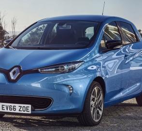 Компания Renault сосредоточится на выпуске электромобилей