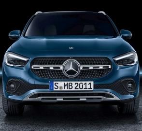 Новый Mercedes-Benz GLA представлен официально