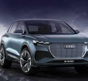 Покупатели Audi Q4 e-tron получат полную свободу выбора