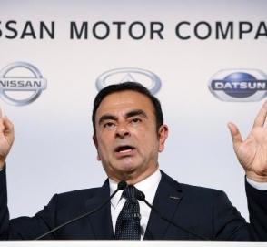Акции Nissan рухнули после ареста Карлоса Гона