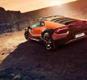 Lamborghini не шутит: «грязный» Huracan идет в серию
