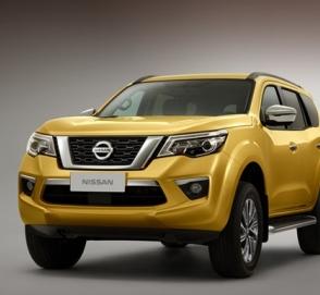 Nissan рассказал о старте продаж нового кроссовера Terra