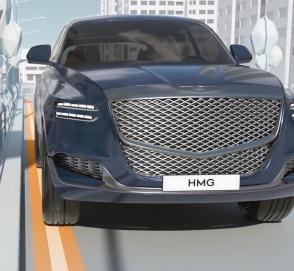 Hyundai намекнула на первый серийный кроссовер Genesis