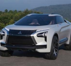 Mitsubishi представит в Пекине концепт e-Evolution