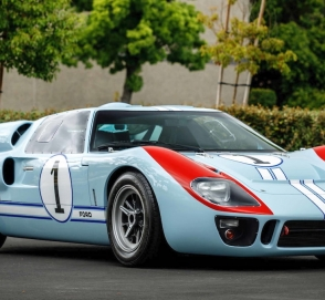 Ford GT40 из «Ford против Ferrari» выставили на продажу