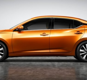 Nissan обновит седан Sentra