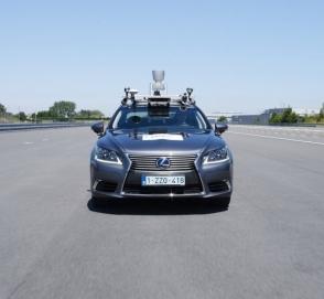 Toyota перешла к последнему этапу тестирования беспилотного Lexus LS