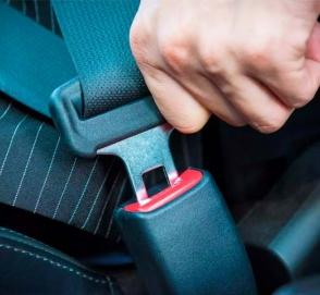 В полиции рассказали, сколько за год задержали непристегнутых ремнем водителей