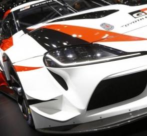 Возрожденная Toyota Supra получит «горячую» версию