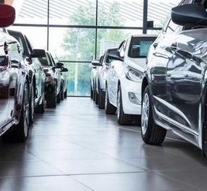 Автомобильный рынок Европы продолжил падение