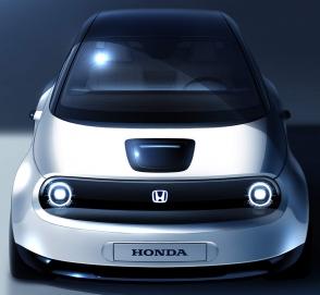 Honda анонсировала премьеру нового электрокара