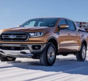 Рестайлинговый пикап Ford Ranger получил ценник в США