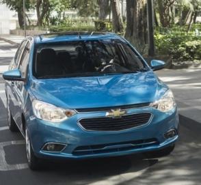 Компания Chevrolet презентовала «другой» Aveo