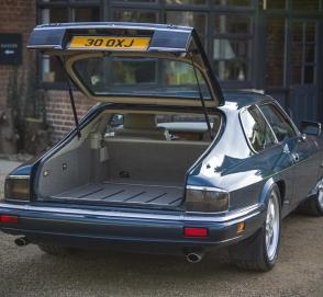 «Нелегальный» хетчбэк Jaguar выставили на торги