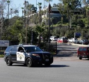 Маленькая девочка «захватила» полицейский автомобиль и требовала выкуп