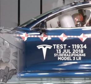 Как проходят закрытые краш-тесты Tesla в секретной лаборатории