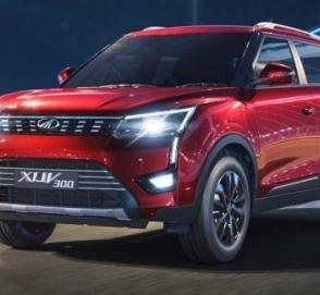 Mahindra раскрыла все подробности о своем новом паркетнике XUV300