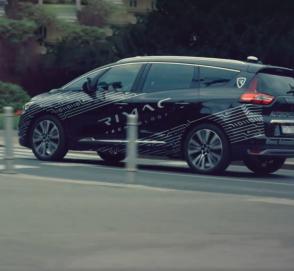 Хорватская компания Rimac приступила к тестам беспилотных автомобилей