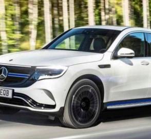 Новый внедорожник Mercedes EQB пополнит электрическую линейку бренда