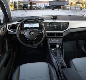 Новый седан Volkswagen Polo показали под именем Virtus