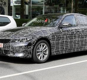 Когда дебютирует новый BMW 3-Series