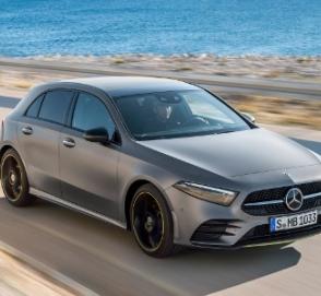 Mercedes-Benz выкатил полноприводный A-класс