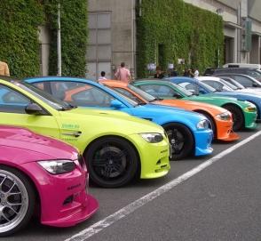Владельцы кроссоверов испортили статистику самых популярных цветов автомобилей