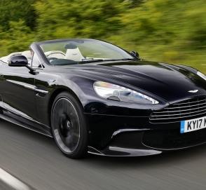 Aston Martin хочет продать четверть своих акций