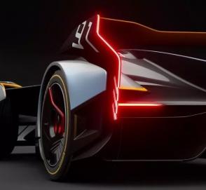 McLaren сделает серийным виртуальный гиперкар Ultimate Vision Gran Turismo