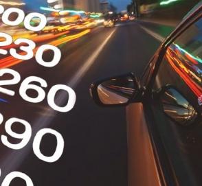 У украинцев будут отбирать права за превышение скорости