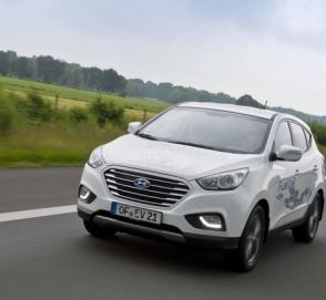 Итальянские карабинеры пересядут на водородный Hyundai