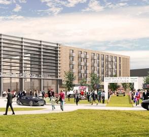 В Великобритании откроют первый в мире автомобильный курорт