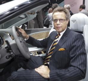 Компании Bentley и Bugatti лишились генерального директора