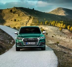Audi представил SQ5 с дизельным движком