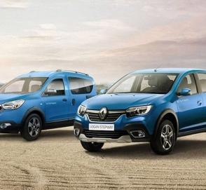Renault официально представила вседорожный седан Logan