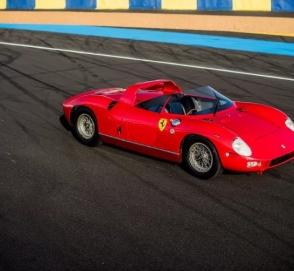 Дважды побеждавший в «Ле-Мане» Ferrari пустят с молотка