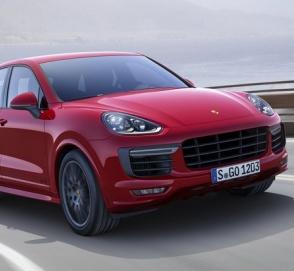 Porsche думает о выпуске полностью электрического Cayenne