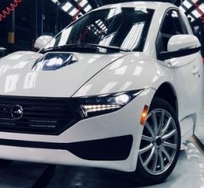 Трехколесный электромобиль Solo оценили в 15 000 долларов