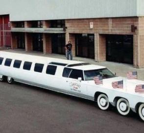 В Нью-Йорке запретят длинные лимузины