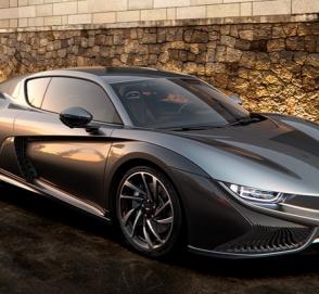 Китайская компания планирует выпускать люксовые электромобили в США