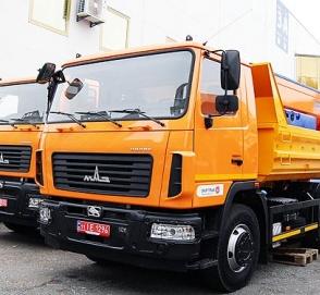 У грузовиков МАЗ появились собственные моторы