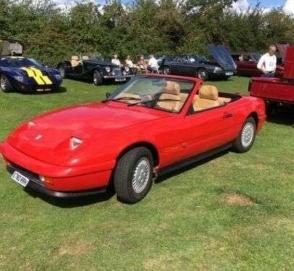Кабриолет ВАЗ-2108 британской сборки продают за 5 тысяч долларов