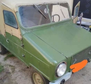 В Украине продали уникальный 50-летний автомобиль