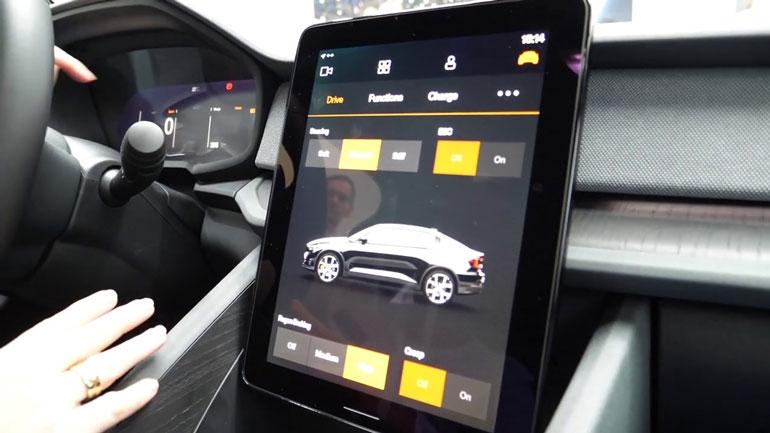Google и Polestar расширяет сотрудничество в области автономного транспорта